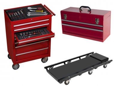 Auto-tools for garage