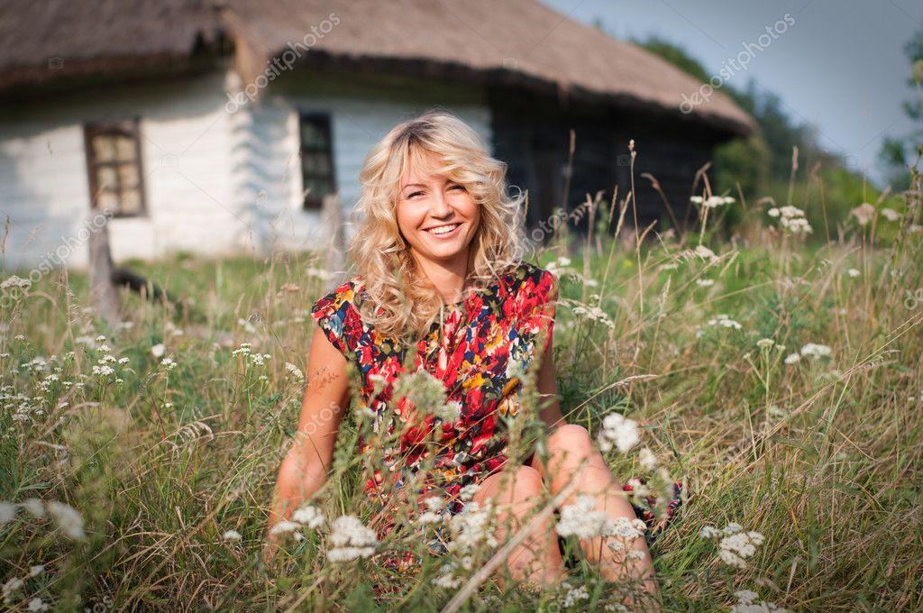 Все фото деревенской русской блонды скачать фото 133-991
