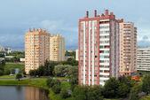 Photo Residential buildings