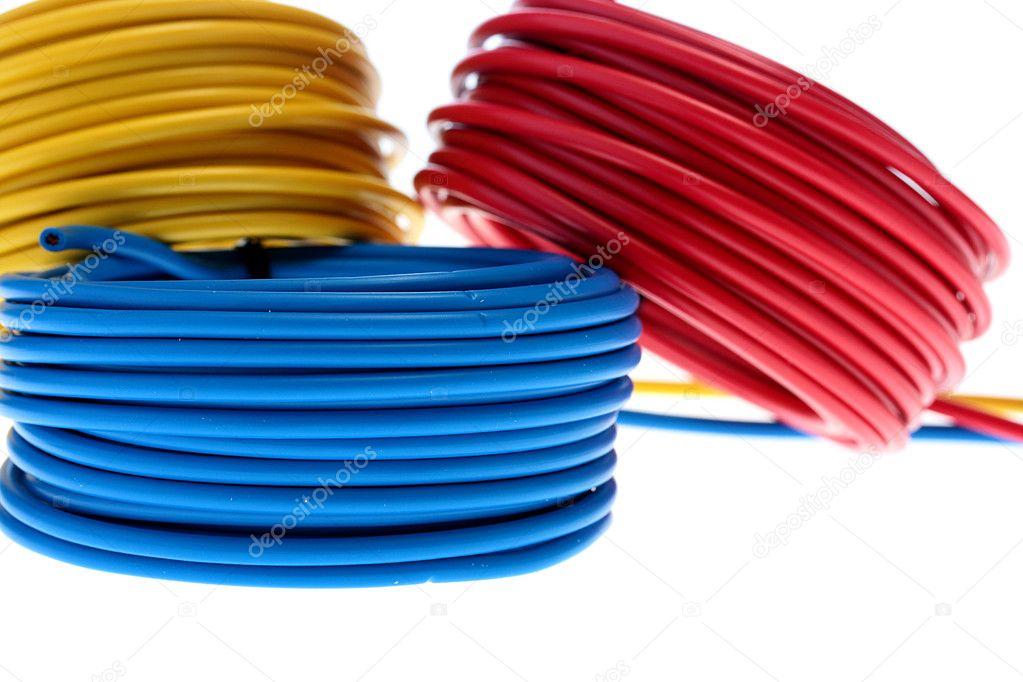 Electric wires — Stock Photo © VIPDesignUSA #3078154
