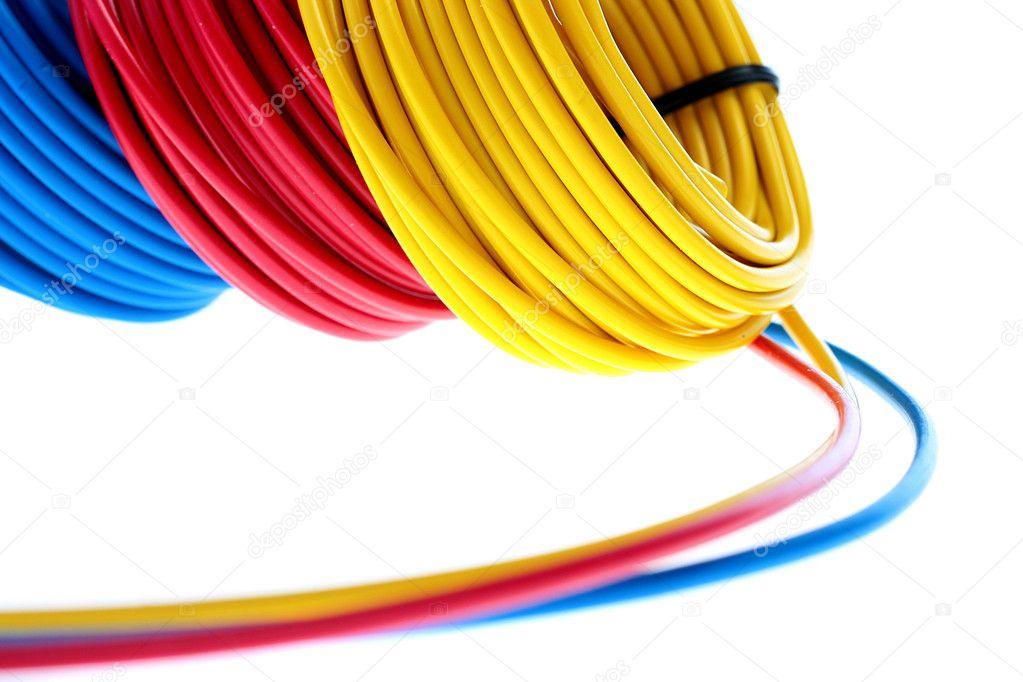 Electric wires — Stock Photo © VIPDesignUSA #3146605