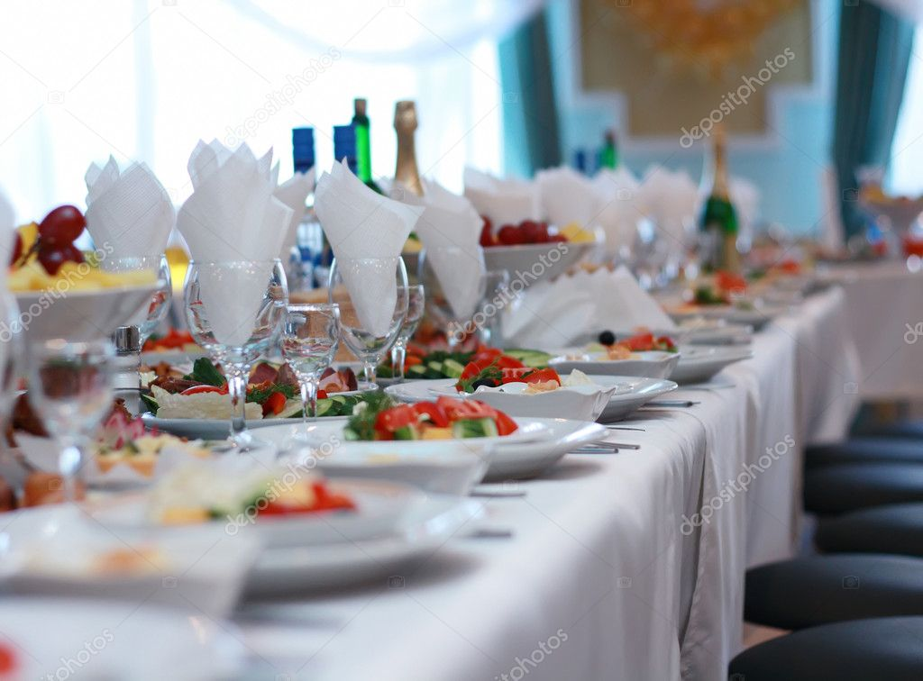 Food At A Wedding Or Catering Event Stock Photo C Akbudak 2896573