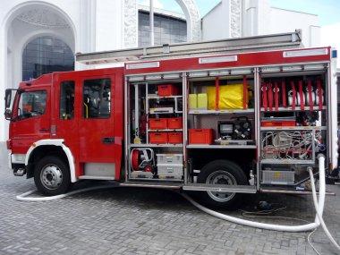 Yangın ekipmanları