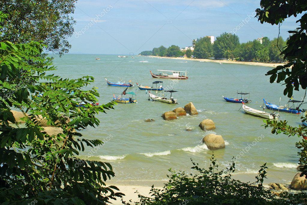 menekülési helyek Malajziában