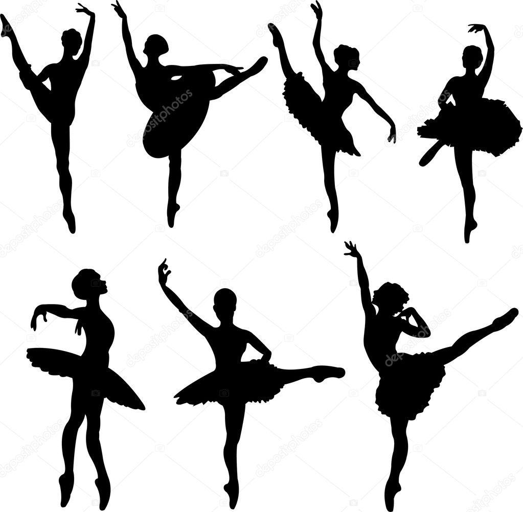 ᐈ Ballet Dancing Stock Drawings Royalty Free Ballet Dancer Cliparts Download On Depositphotos