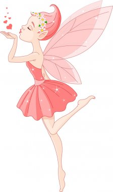 Blowing kisses Fairy