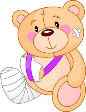 Get well Teddy Bear