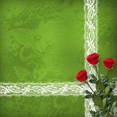Fotografie Card for invitation or congratulation