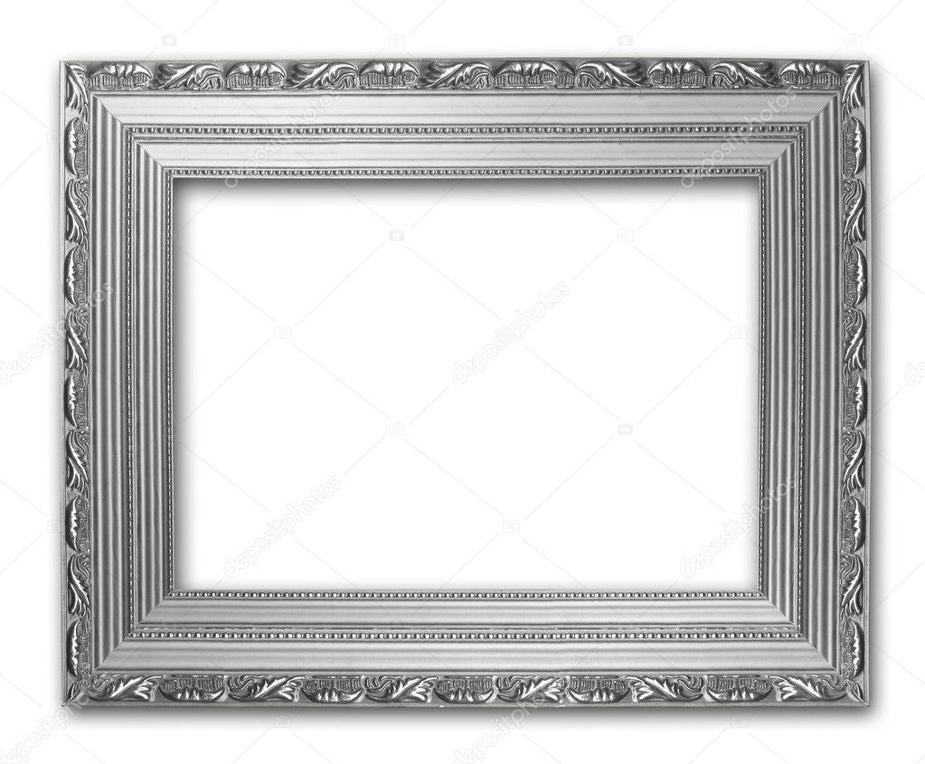 marco plata — Foto de stock © Loraliu #3128778