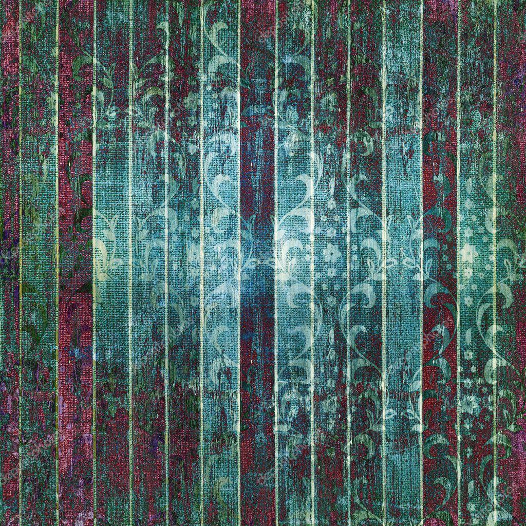 Grunge turquoise background