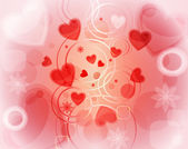 Fotografia cartolina di San Valentino, eps10 formato