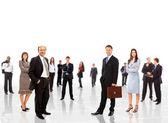fiatal, vonzó üzleti - üzleti elit csapat