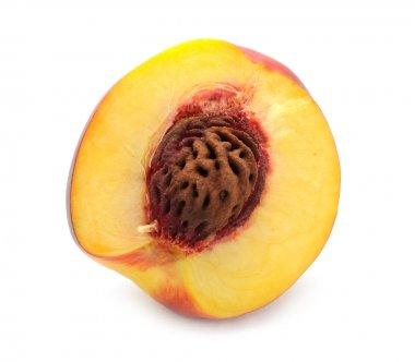 Half of Peach