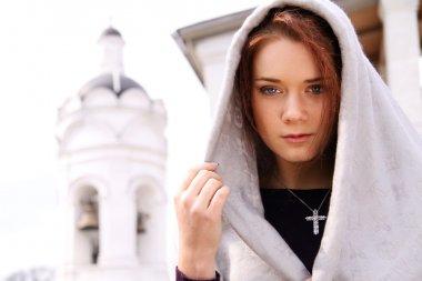 Orthodox woman