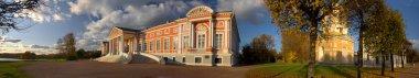 Estate Kuskovo panorama