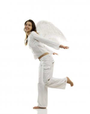 Girl-angel