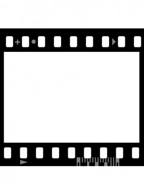 Frame of photographic film ( seamless)