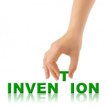 Hand and word Invention