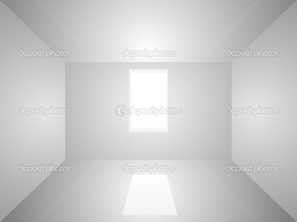 Empty Room Stock Vector 169 Tuulijumala 2762426