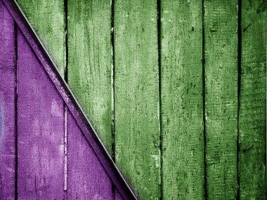 Vintage planks background