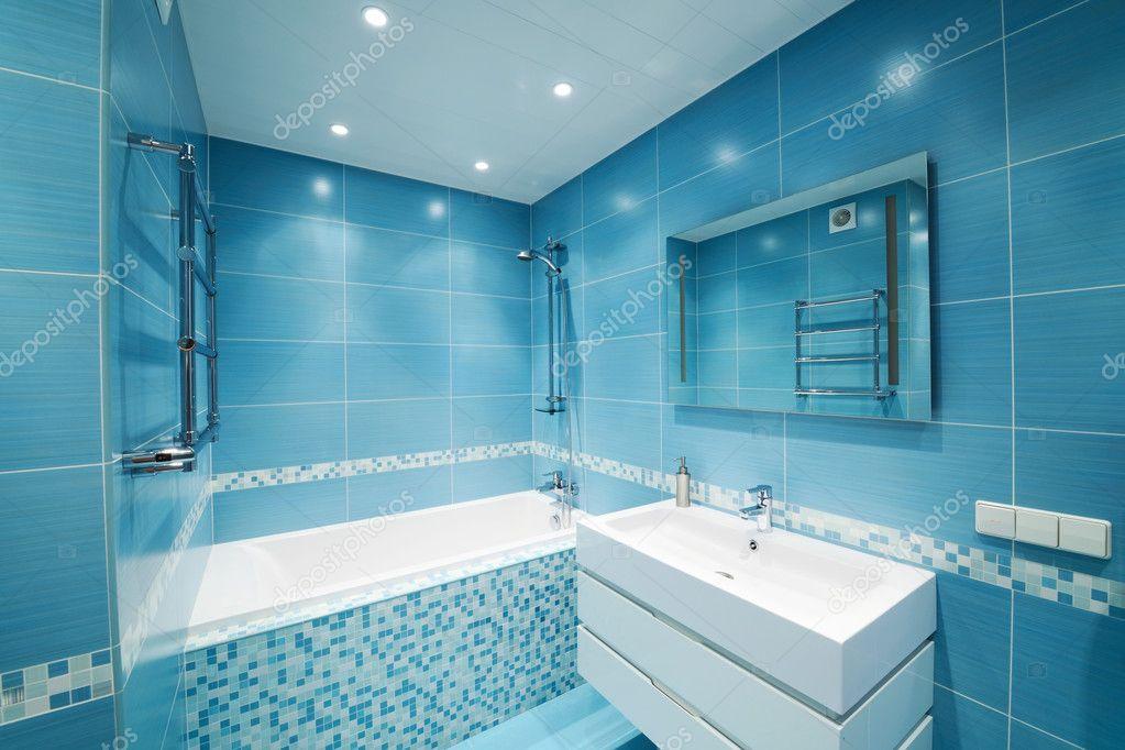 Какой цвет для дизайна ванной комнаты выбрать?