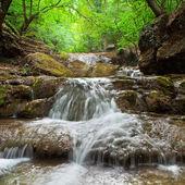 sorgente naturale di acqua