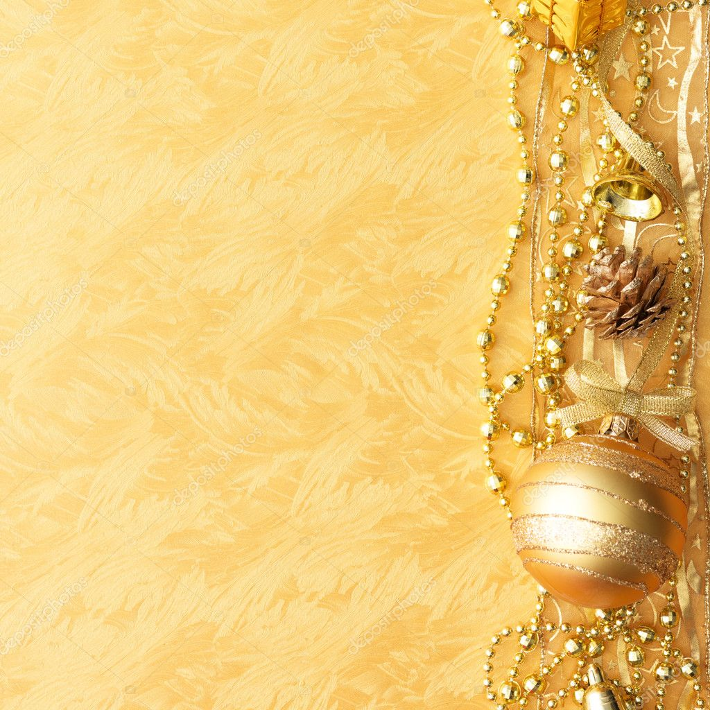 Christmas decoration vintage background stock photo for Background decoration images