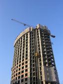 építkezési terület