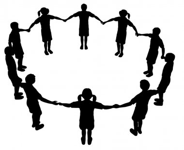 Children circle 2