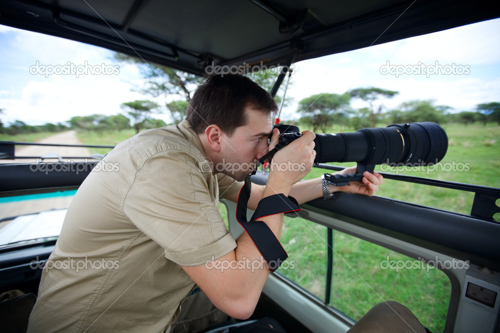 Safari vacation