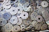 a régi kínai érme gyűjtemény
