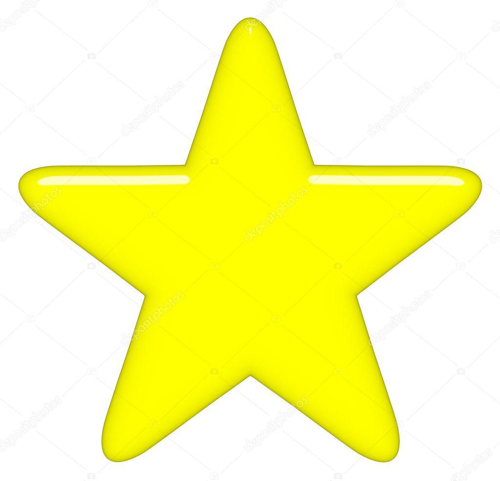 3D Star