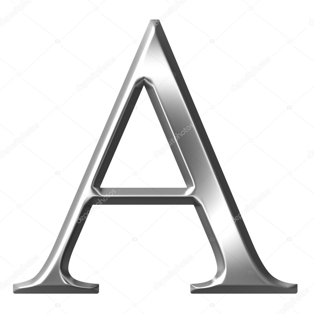 3d silver greek letter alpha stock photo georgios 3455389 3d silver greek letter alpha isolated in white photo by georgios biocorpaavc Image collections