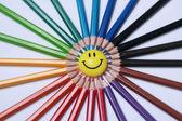 Tužky a úsměv