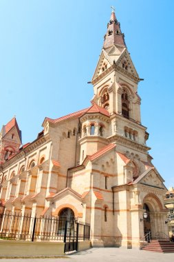 St Paul's Lutheran Church in Odessa, Ukraine