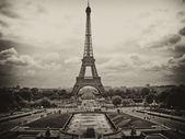 Blick auf Paris, Frankreich