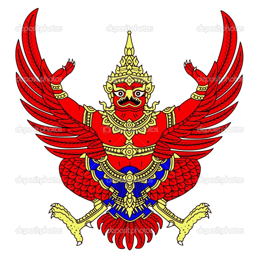 Coat of arms of Thailand