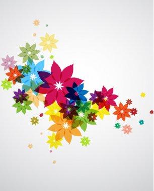 """Картина, постер, плакат, фотообои """"летний цветок цветы орхидеи подсолнухи сакура"""", артикул 2760753"""