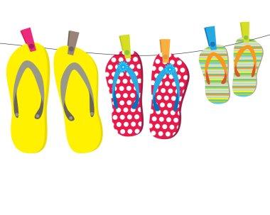 Family flip-flops