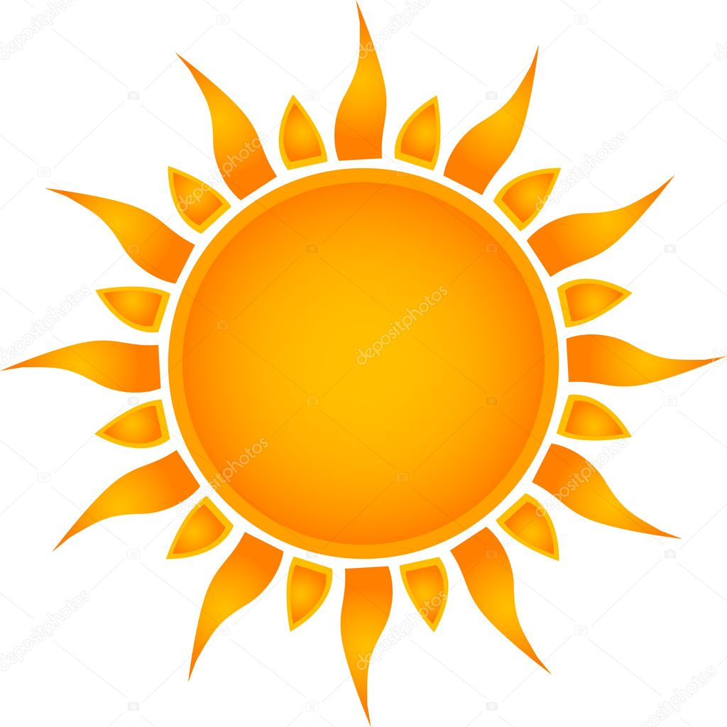 sun icon vector stock vector mcherevan 3840930 rh depositphotos com sun icon vector free simple sun icon vector