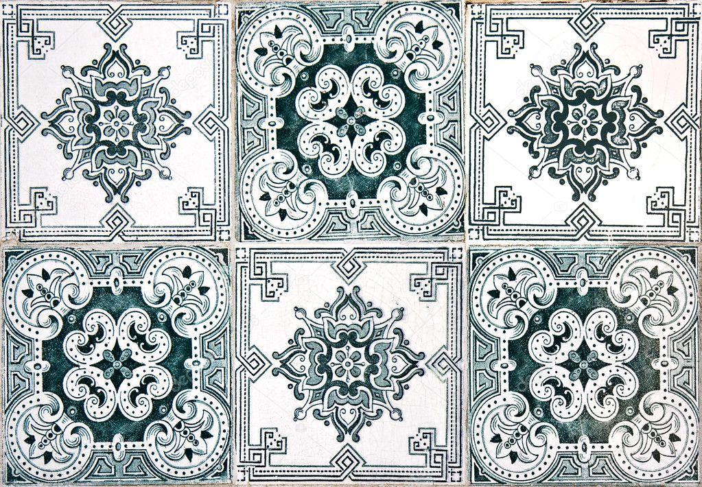 Decorative Tiles Azulejos Stock Photo ribeiroantonio 3754717
