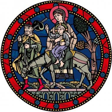 Medieval biblical desing