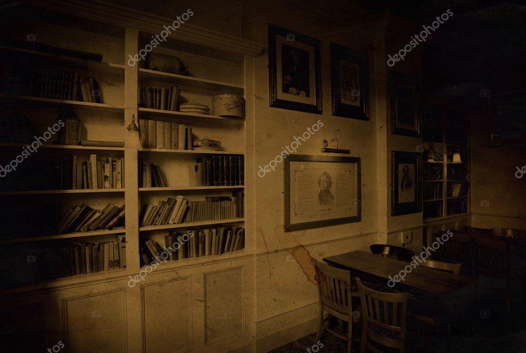 Oude foto kamer in klassieke engelse stijl u stockfoto kazyavka