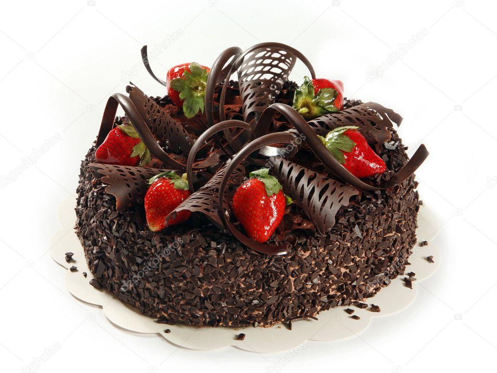 Gâteau Au Chocolat Photographie Zmaris 3506392