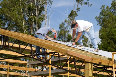 Roofers Fastening
