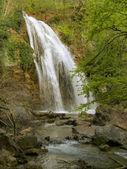 Wasserfall Jur-Jur in cremea.