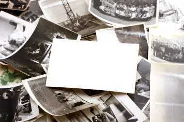 Abstract Background. Vintage Photo.