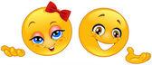 Fotografie Moderator emoticons