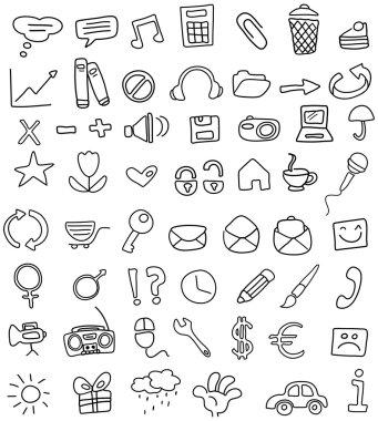 Icon doodles