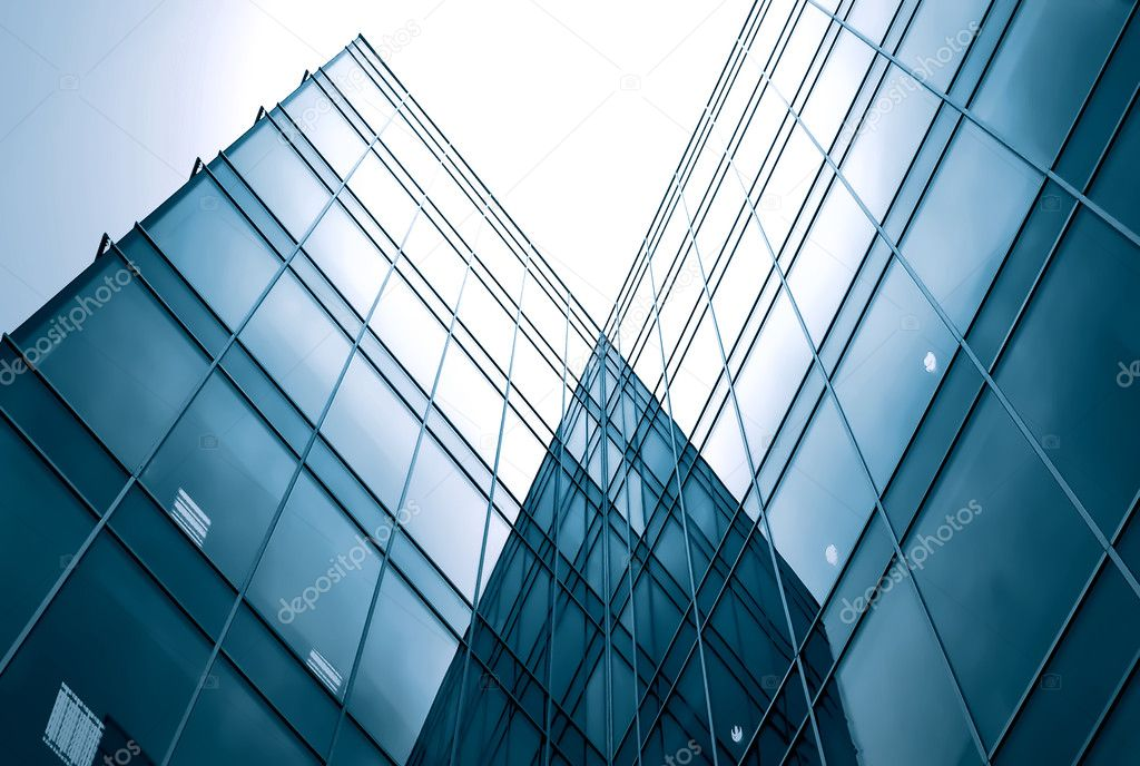 18260289407 Abstract glass side of business building — Stock Photo © Vladitto ...